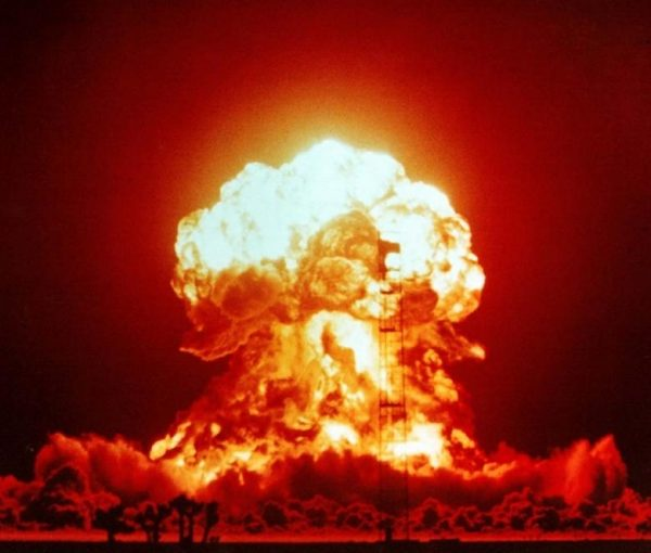 Image of an explosion signifying Divorce wars.